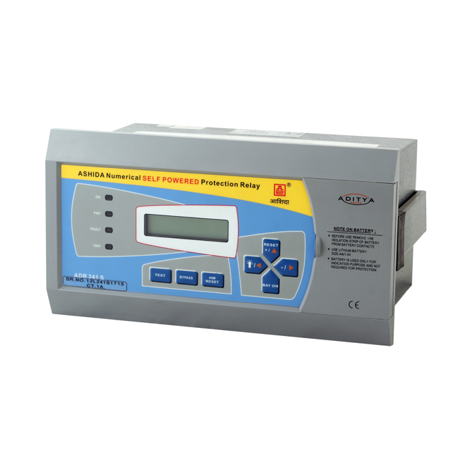 numerical self powered protection relay