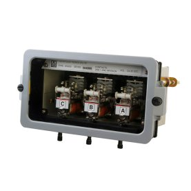 three element auxiliary relays
