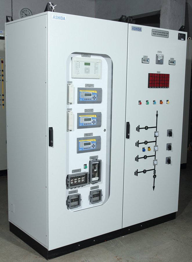 control and relay panel