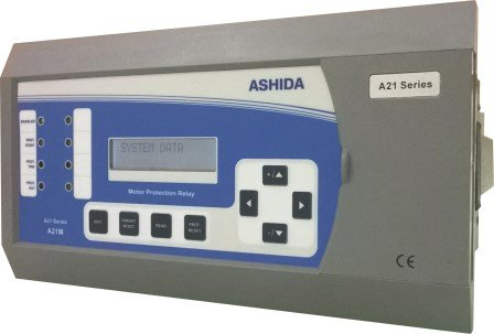 Motor Protection Relay Ashida Electronics