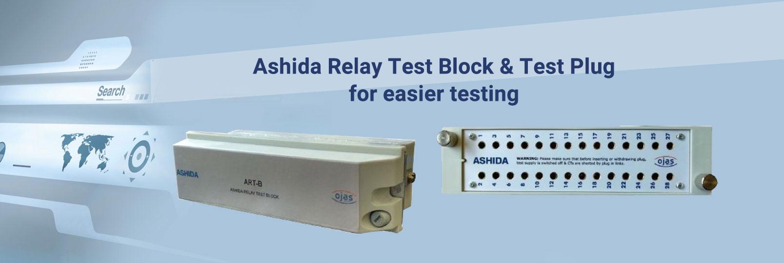 Numerical Protection Relay Manufacturer & Supplier | ASHIDA